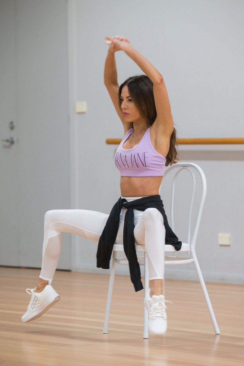 KC Osborne is Seen Practicing Her Dancing at Romina's Dance Studio in Melbourne (94 Photos)