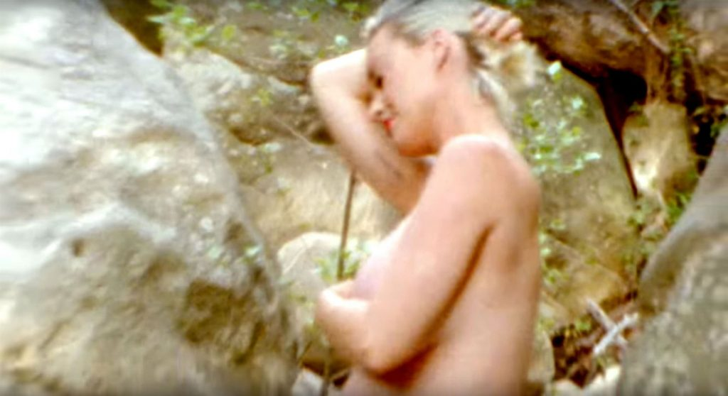 Katy Perry Shows Off Her Baby Bump as She Strips Fully Naked in New Music Video Daises (23 Pics + GIF & Video)