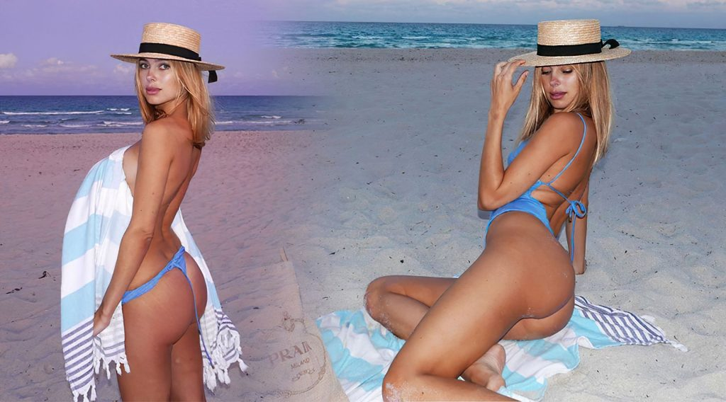 Kimberley Garner Hot (11 New Photos)