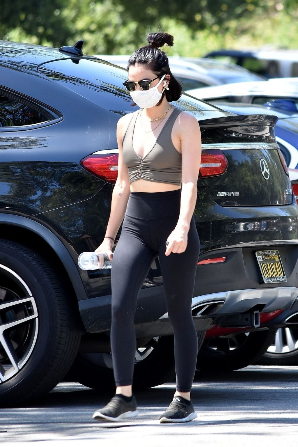 Lucy Hale Goes on a Solo Hike in Studio City (39 Photos)
