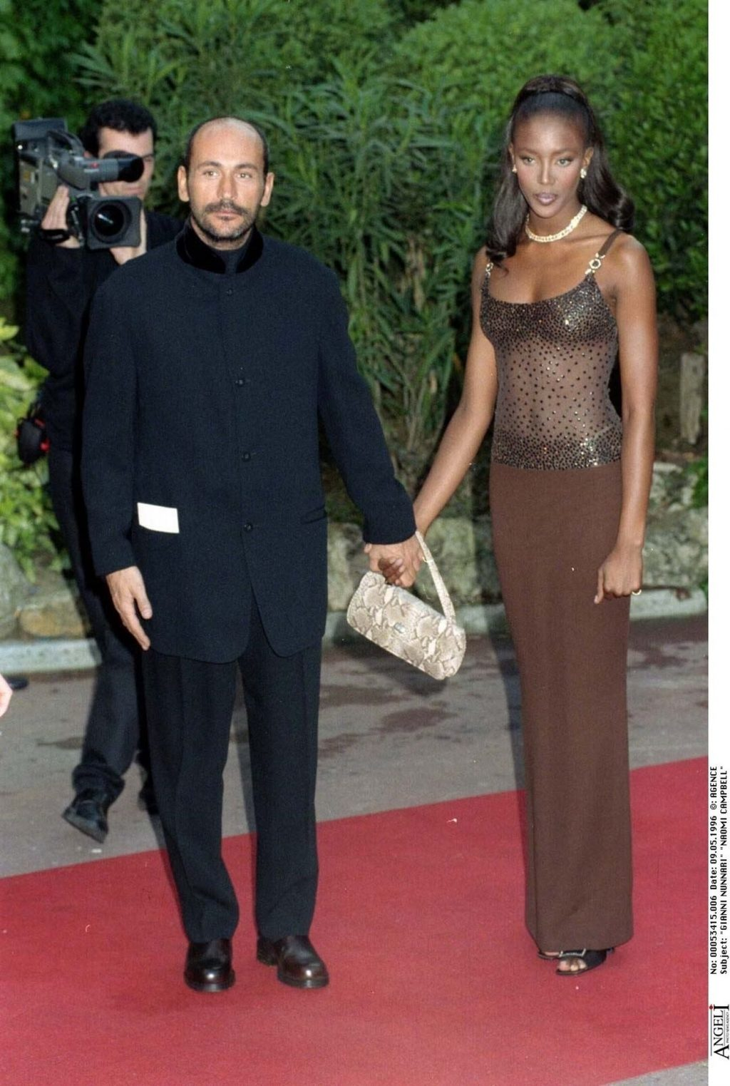 Supermodel Naomi Campbell Archive Content Ahead of Her 50th Birthday (67 Photos)