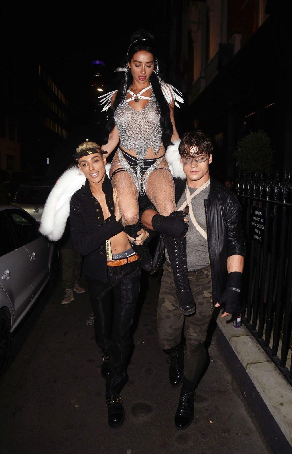 Natasha Grano Flaunts Her Tits at the Birthday Party (47 New Photos)
