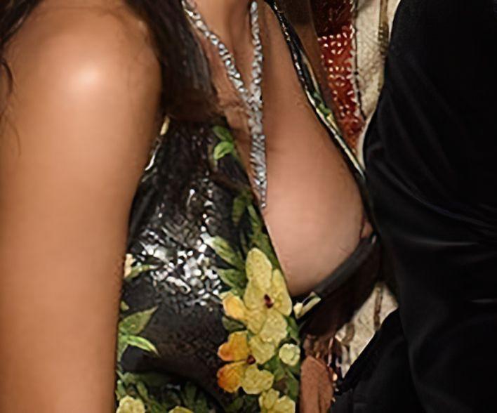Patricia Gloria Contreras Nip Slip (2 Nude Photos)
