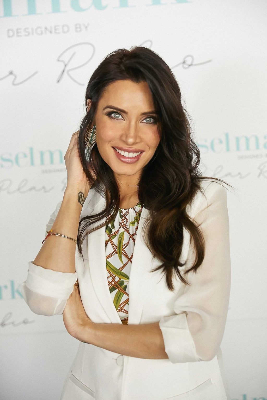 Pilar Rubio Launches Her Swimwear Collection For Summer (18 Photos)