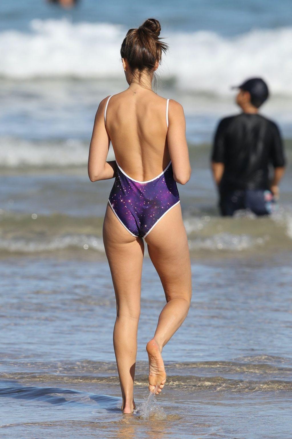 Rachael Finch Enjoys Her Beach Time with Husband in Bondi (37 Photos)