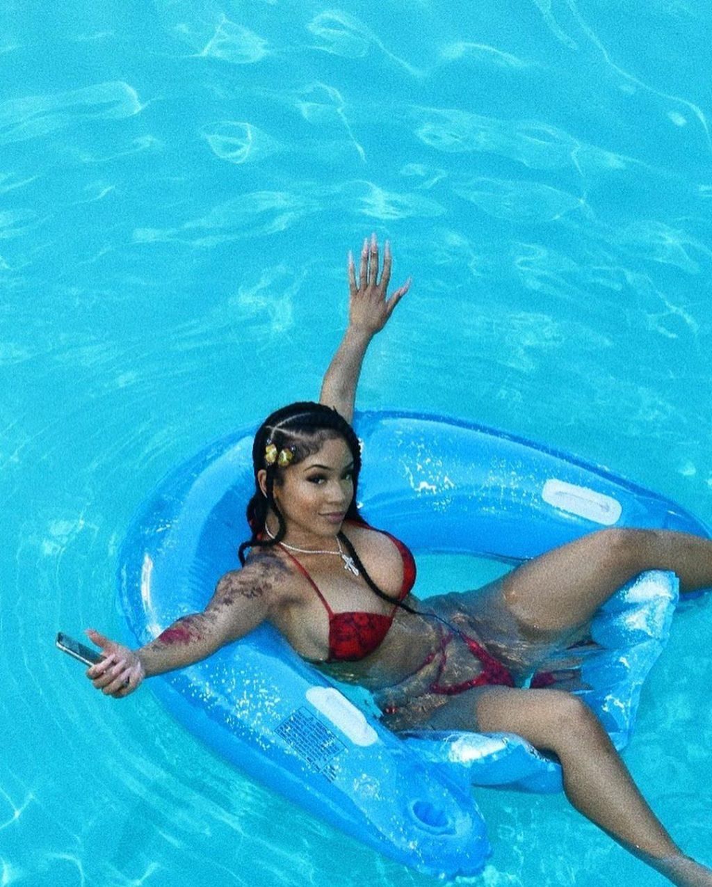 Saweetie Sexy (18 Photos)