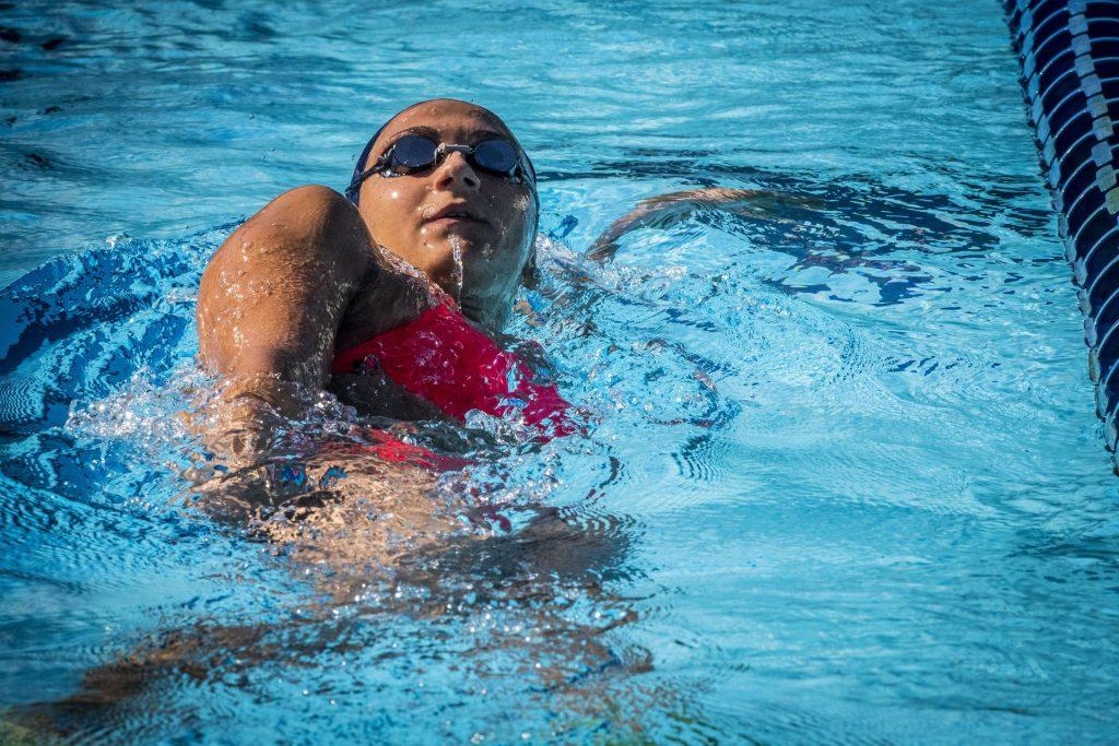 Simona Quadarella Resumes Training in Italy (13 Photos)