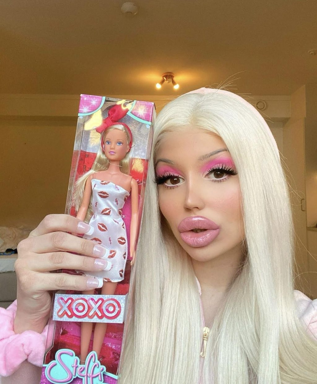 Steffi Mulic Refuses to Let a Pandemic Delay Her Becoming a Real-Life Bratz Doll (12 Photos)