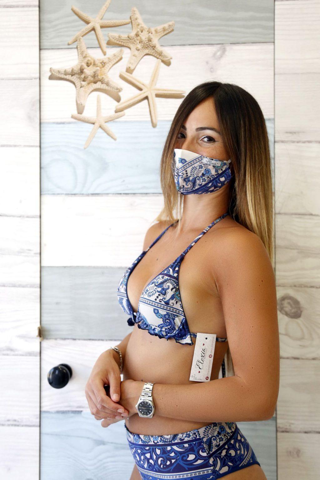 Tiziana Scaramuzzo Presents Her Trikini (22 Photos)