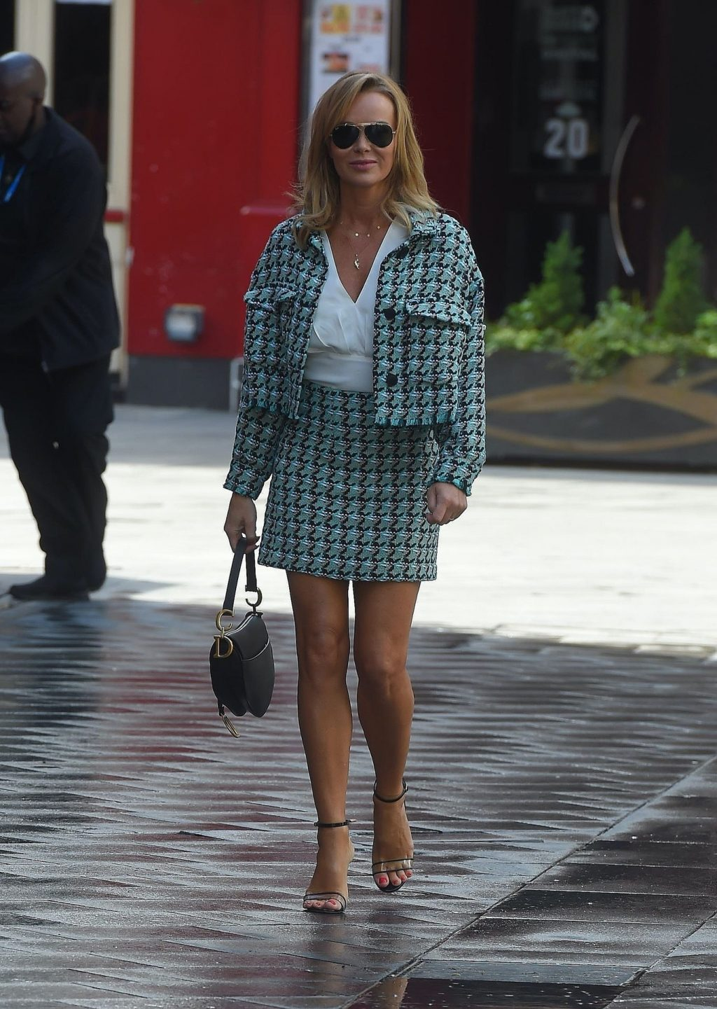 Amanda Holden Shows Off Her Sexy Legs in London (46 Photos)