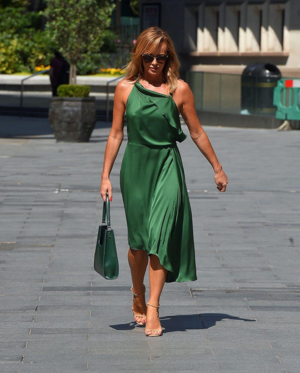 Amanda Holden Flaunts Her Tits in London (47 Photos)