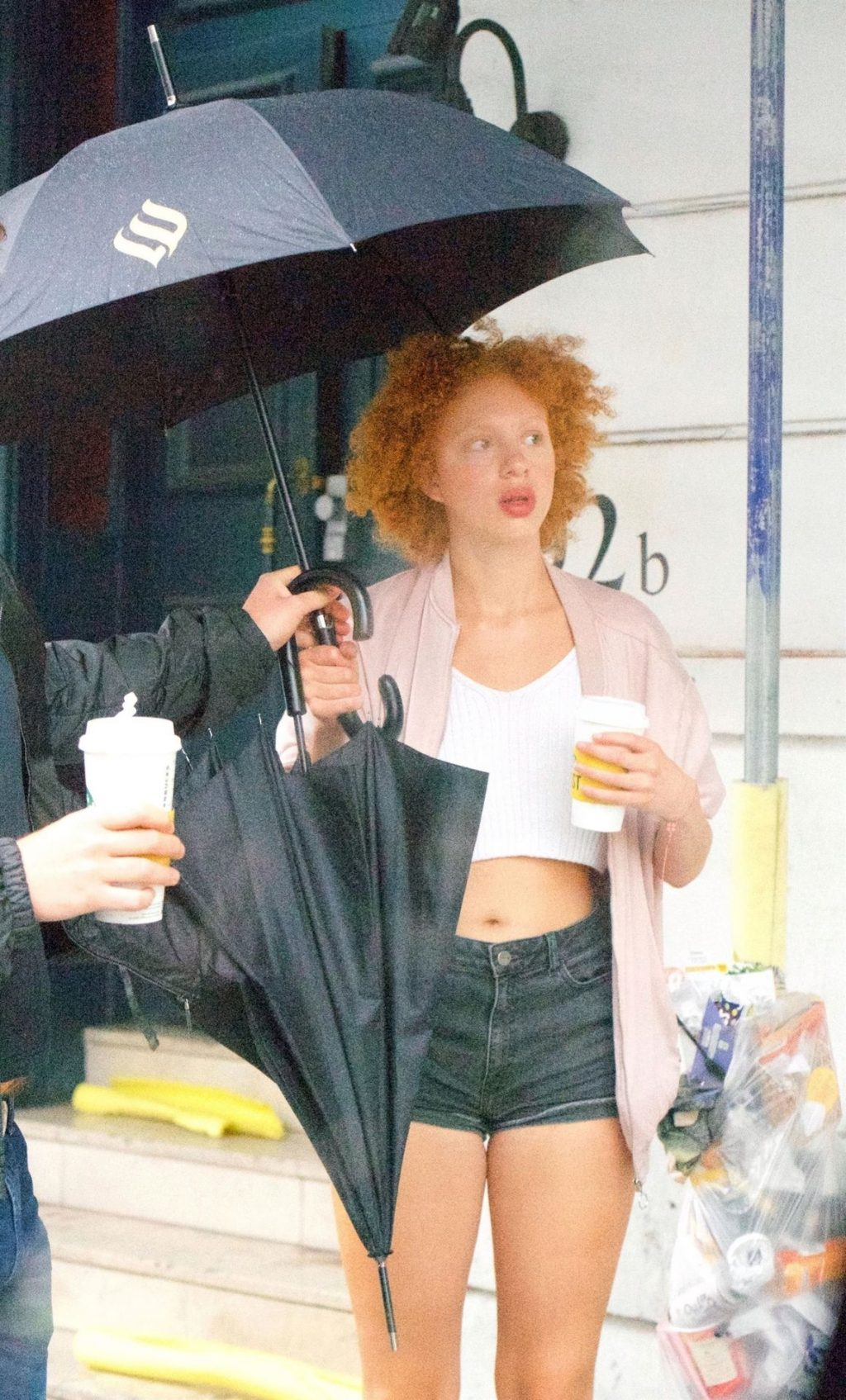 Anna Ermakova Looks Hot Without a Bra in London (82 Photos)