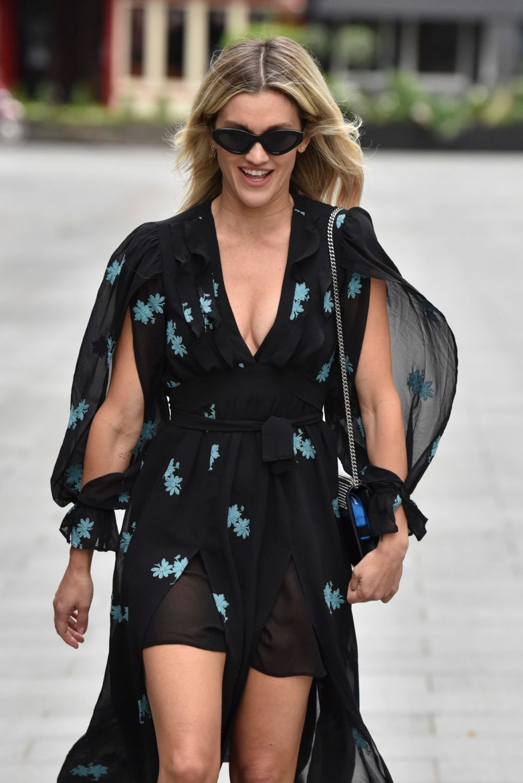 Ashley Roberts Puts On a Leggy Display in London (28 Photos)