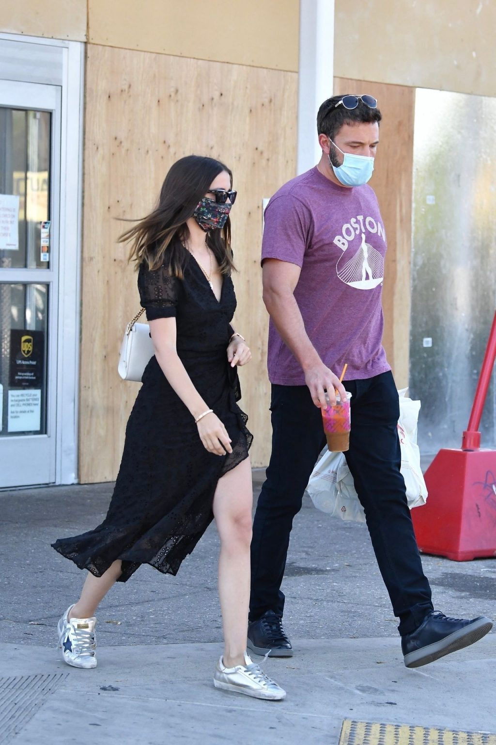 Ben Affleck & Ana de Armas Can't Keep Their Hands Off Each Other While Shopping (65 Photos)