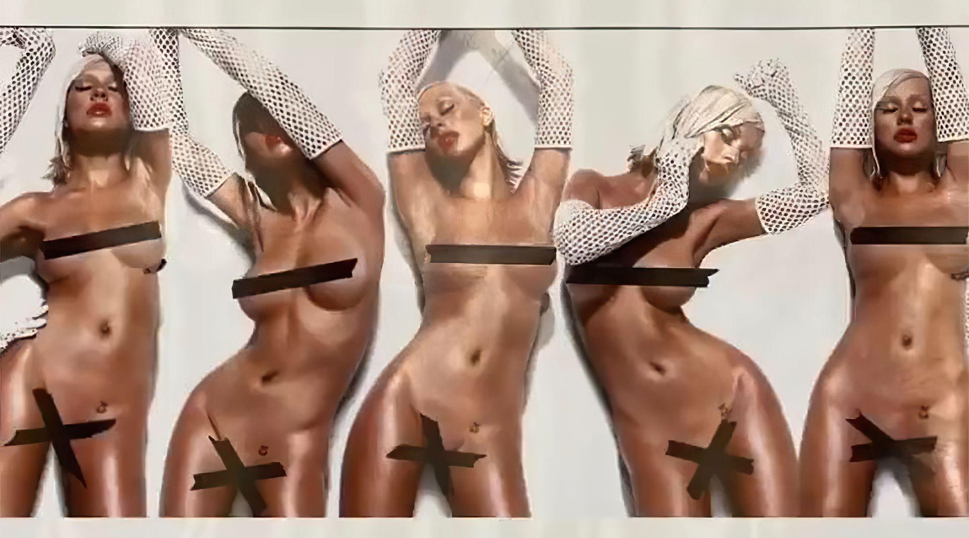 Christina agullera nude pics
