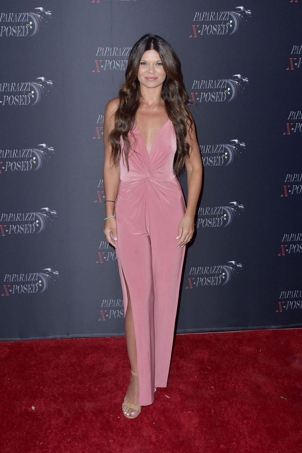 Danielle Vasinova Stuns at the Premiere of Paparazzi X-Posed (Photos)