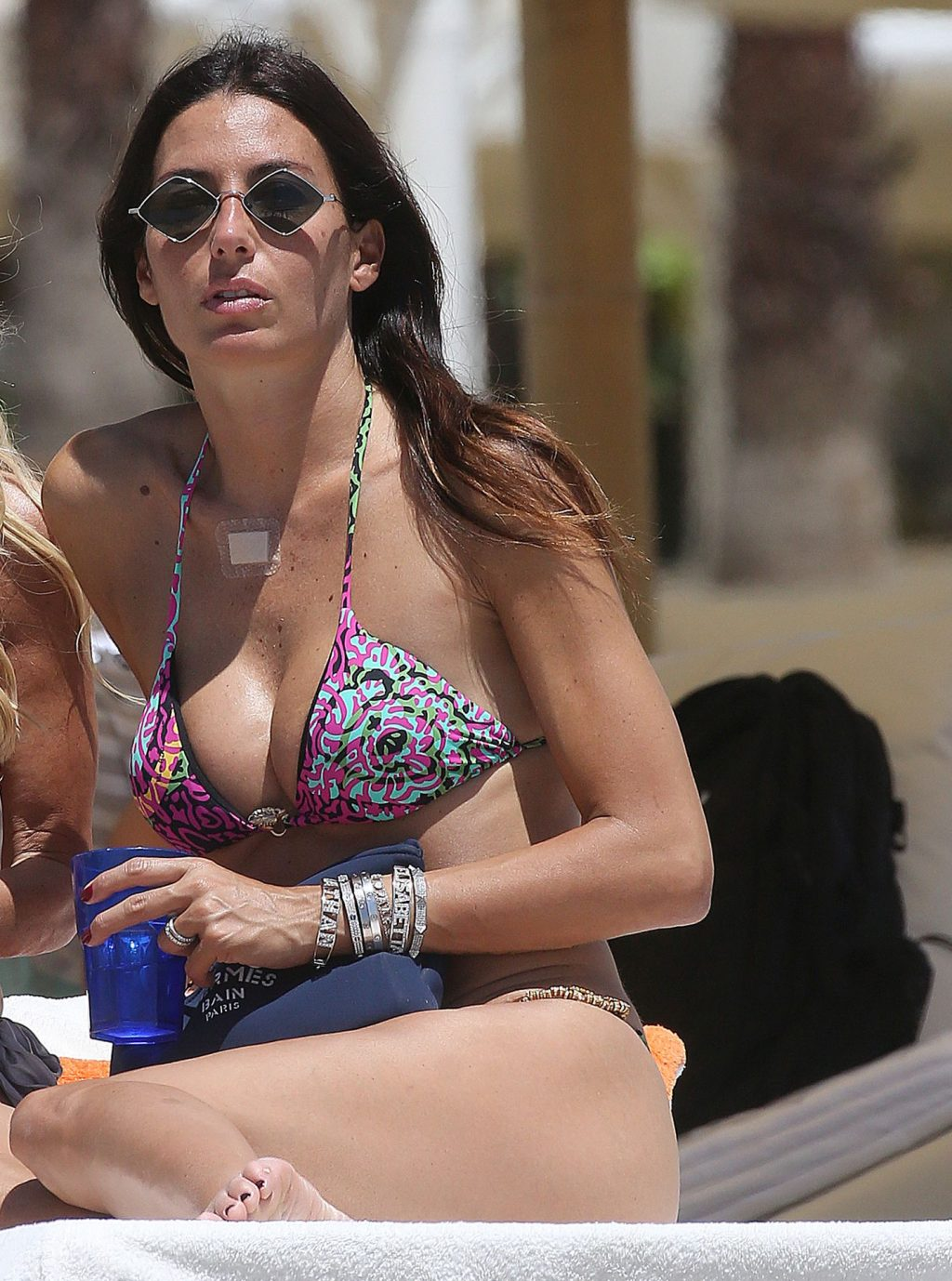 Elisabetta Gregoraci Shows Her Hot Body In Forte Dei Marmi (16 Photos)