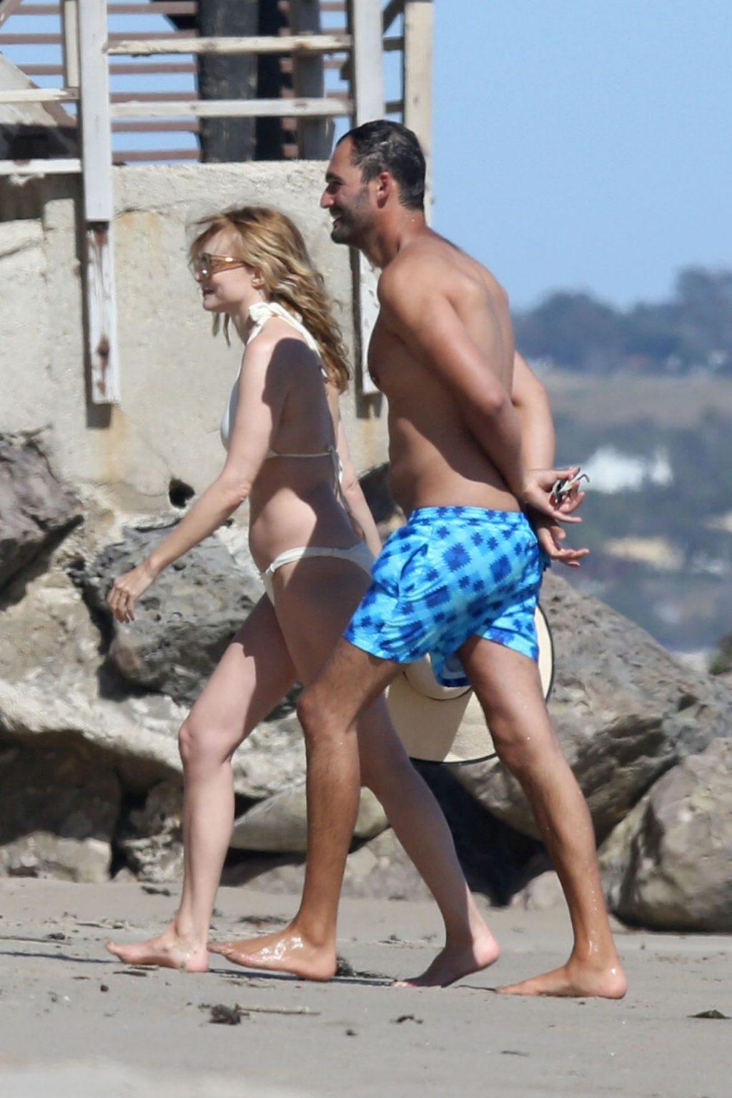 Heather Graham Looks Incredible as She Hits the Beach in Malibu (39 Photos)