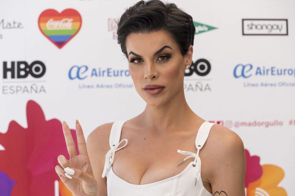 Sexy Jedet Sanchez Stuns in Madrid (8 Photos)