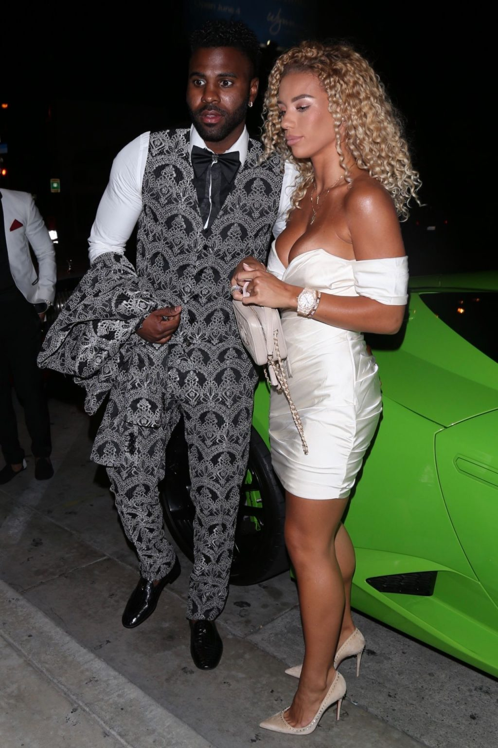 Jena Frumes Steps Out for a Date Night with Her Boyfriend (13 Photos)