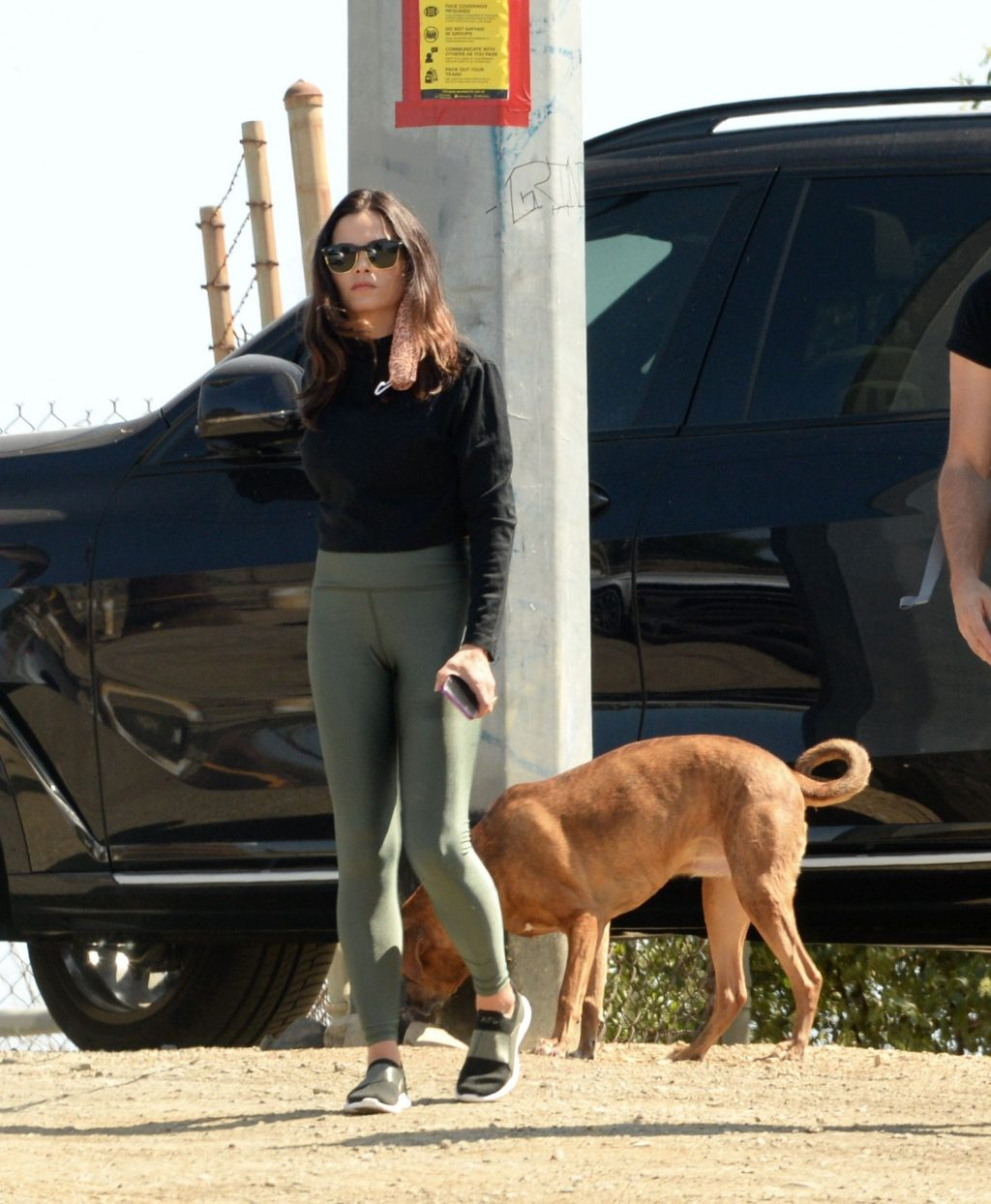 Jenna Dewan is Spotted out for a Hike with Husband Steve Kazee in LA (49 Photos)