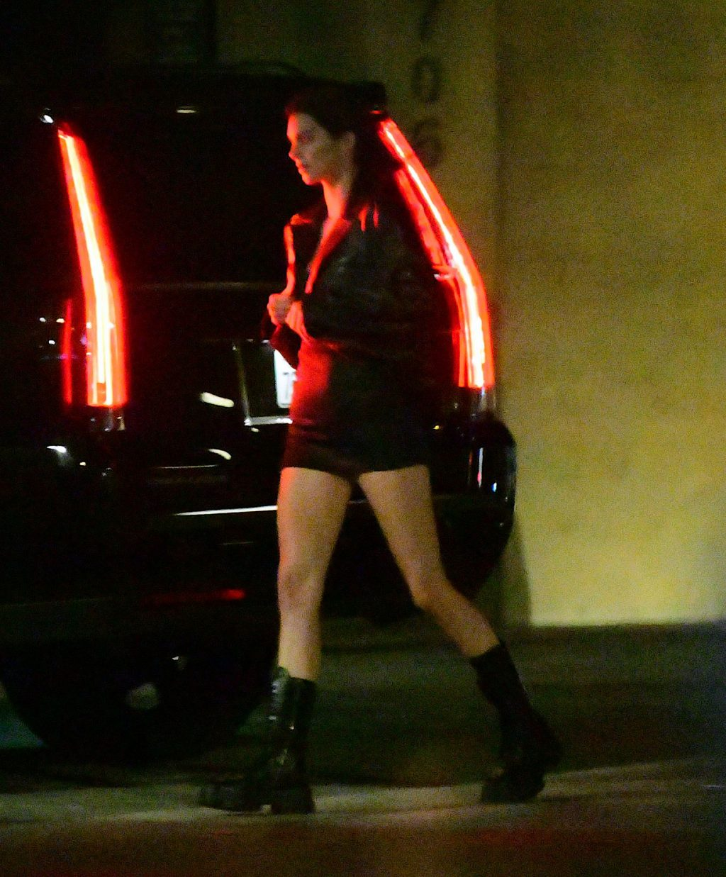 Kendall Jenner Shows Off Her Butt and Legs in Malibu (14 Photos)