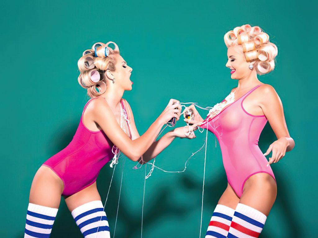 Khloe Terae & April Eve Nude (10 Photos)