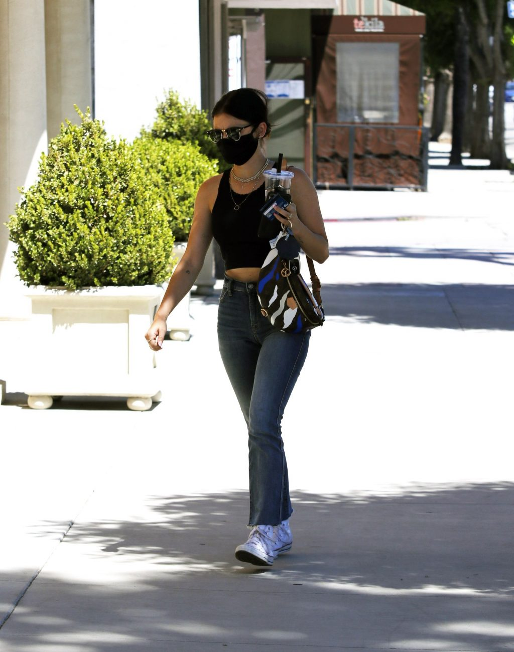 Lucy Hale is Pictured Running Errands in LA (39 Photos)