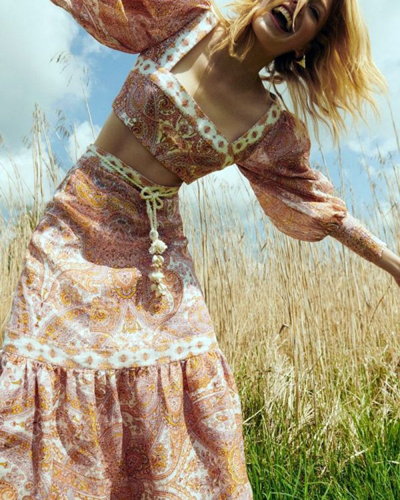 Marina Perez Poses for Massimo Duti's New Collection (17 Photos)