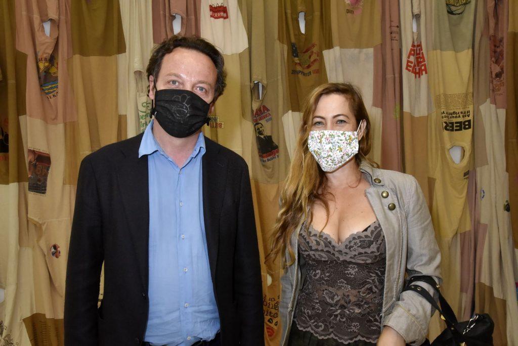 Myriam Charleins Shows Off Her Cleavage in Paris (16 Photos)