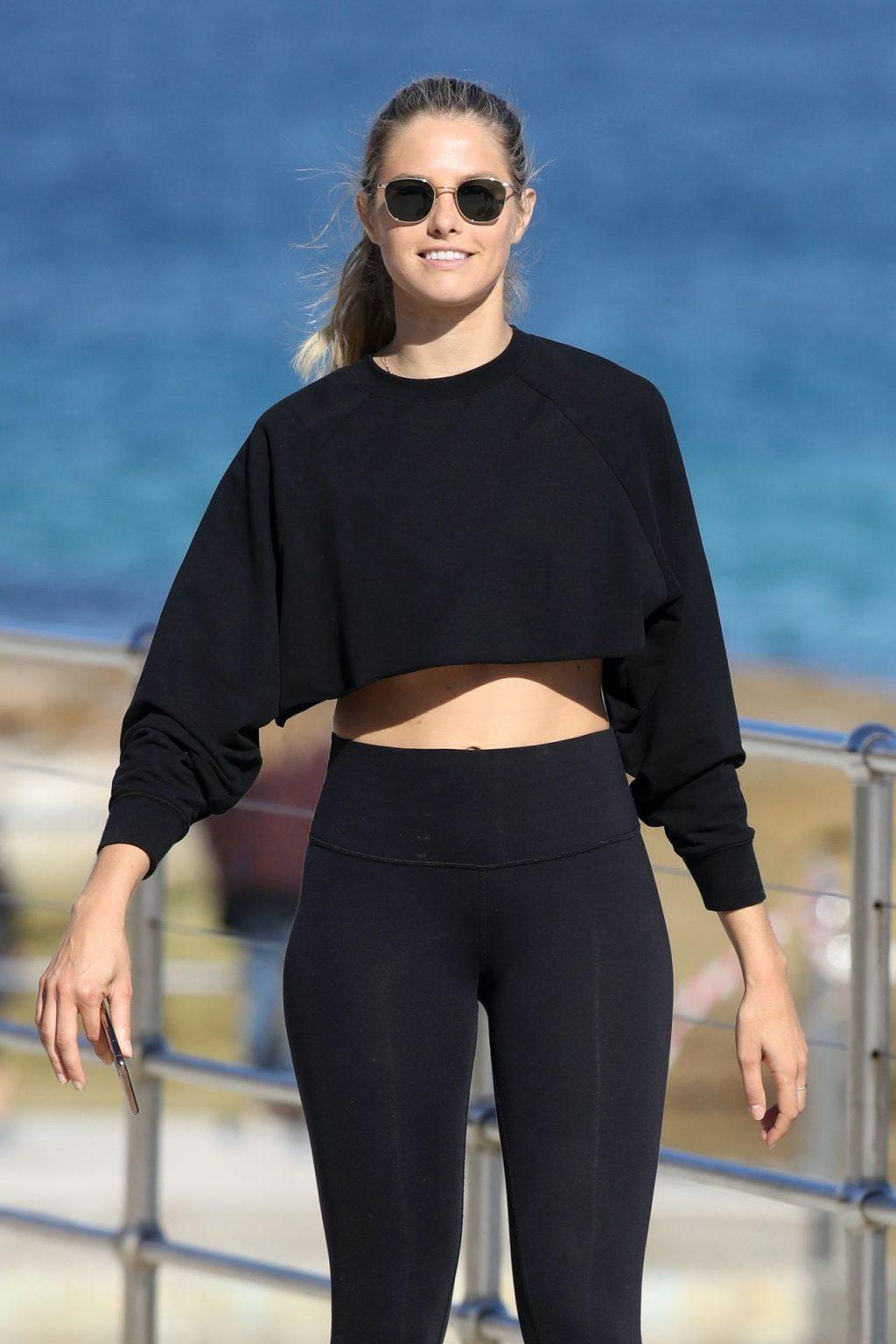 Natalie Roser Displays Her Fit Body in Sydney (28 Photos)