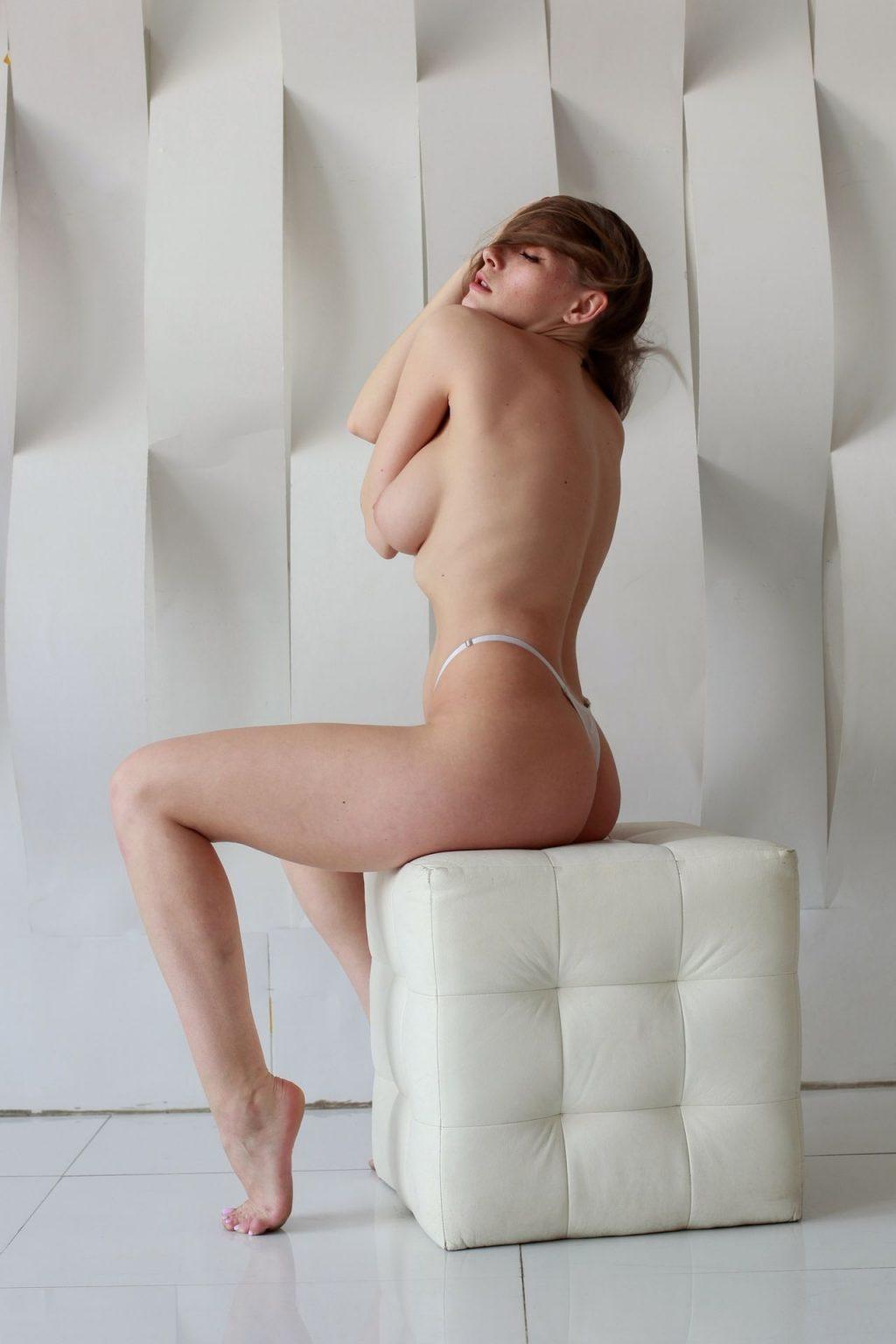Olga Kobzar Nude (20 Photos)