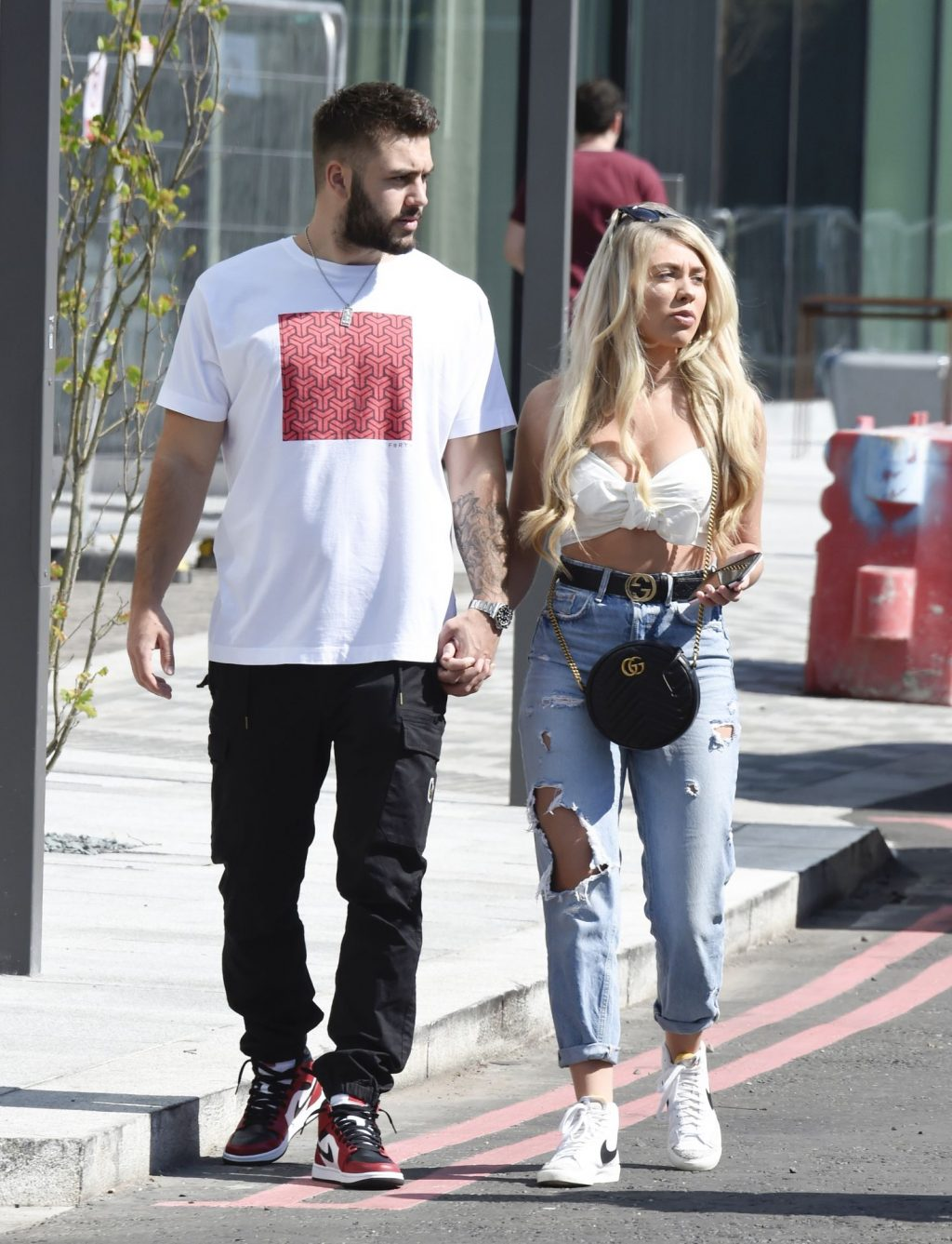 Paige Turley & Finn Tapp Out and About After Their Recent Move To Manchester (48 Photos)