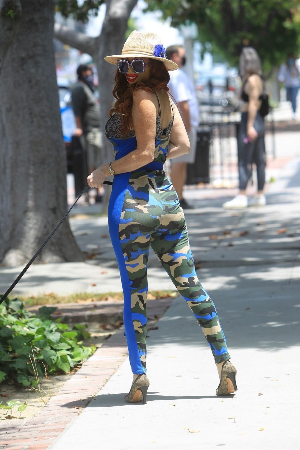Phoebe Price Shows Her Sexy Body in Hollywood (10 Photos)