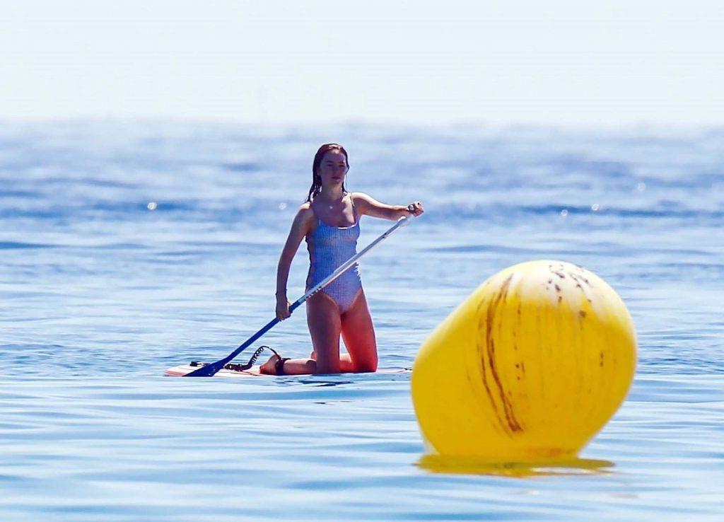 Princess Alexandra of Hanover Enjoys Paddle with Her Boyfriend in Saint-Tropez (25 Photos)