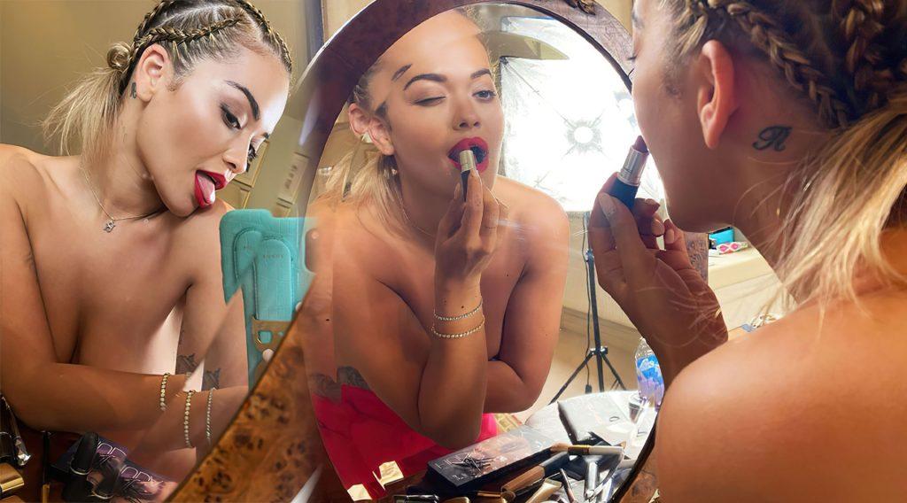 Rita Ora Nude (6 Hot Photos)