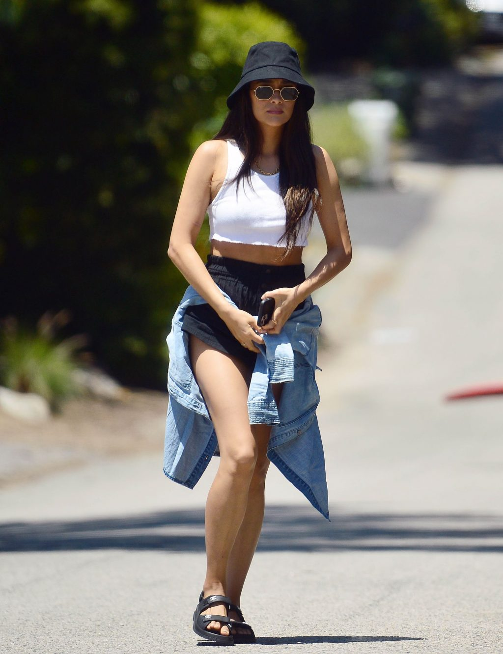Shay Mitchell Shows Off Her Amazing Post Baby Body as She Steps Out in LA (11 Photos)