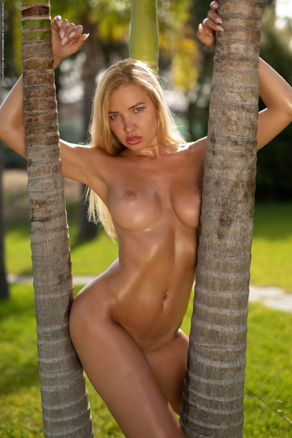 Yulia Dimetra (Fabiana) Nude (46 Photos)
