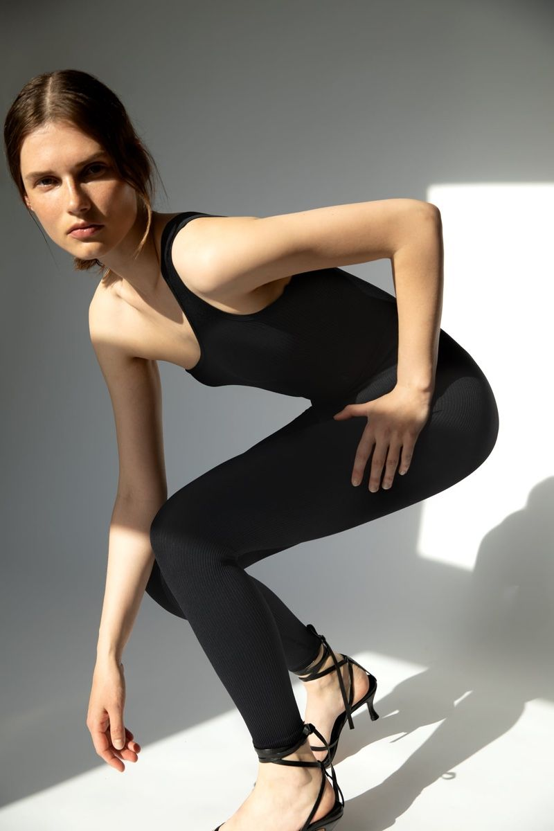 Giedre Dukauskaite Poses for New Zara Campaign (6 Photos)