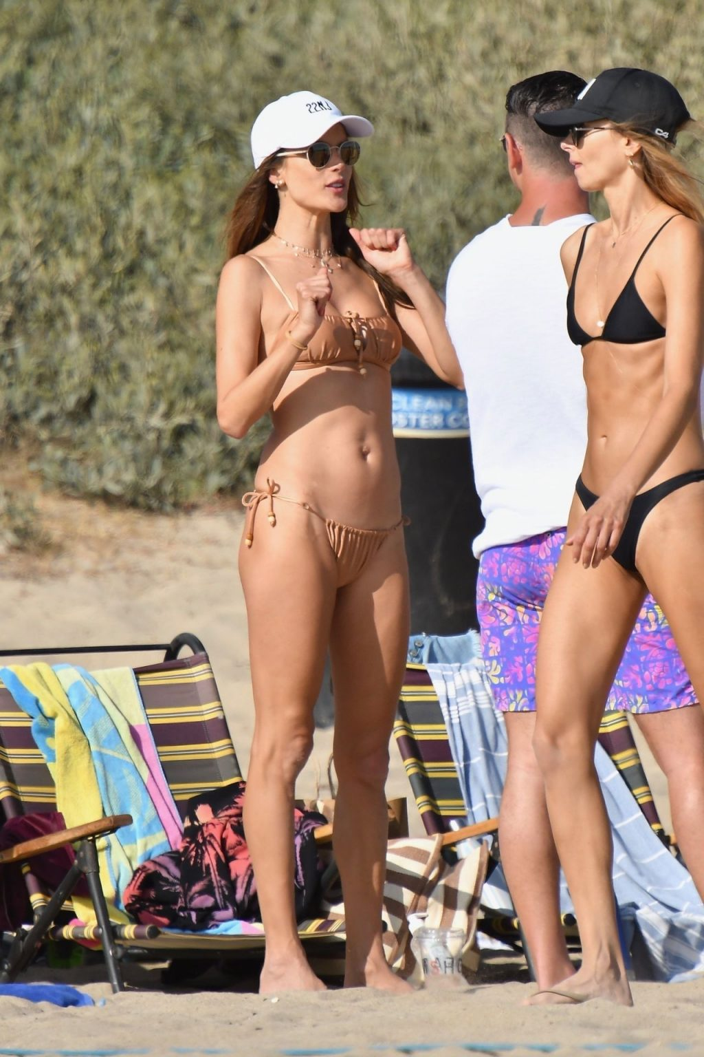 Alessandra Ambrosio Can't Get Enough of the California Summer (56 Photos)