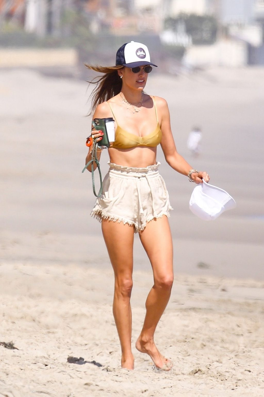 Another Tuesday, Another Beach Day to Alessandra Ambrosio (22 Photos)