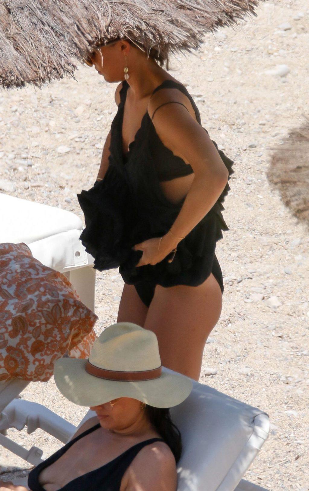 Alicia Vikander Shows Off Her Amazing Bikini Body on the Beach in Ibiza (85 Photos)