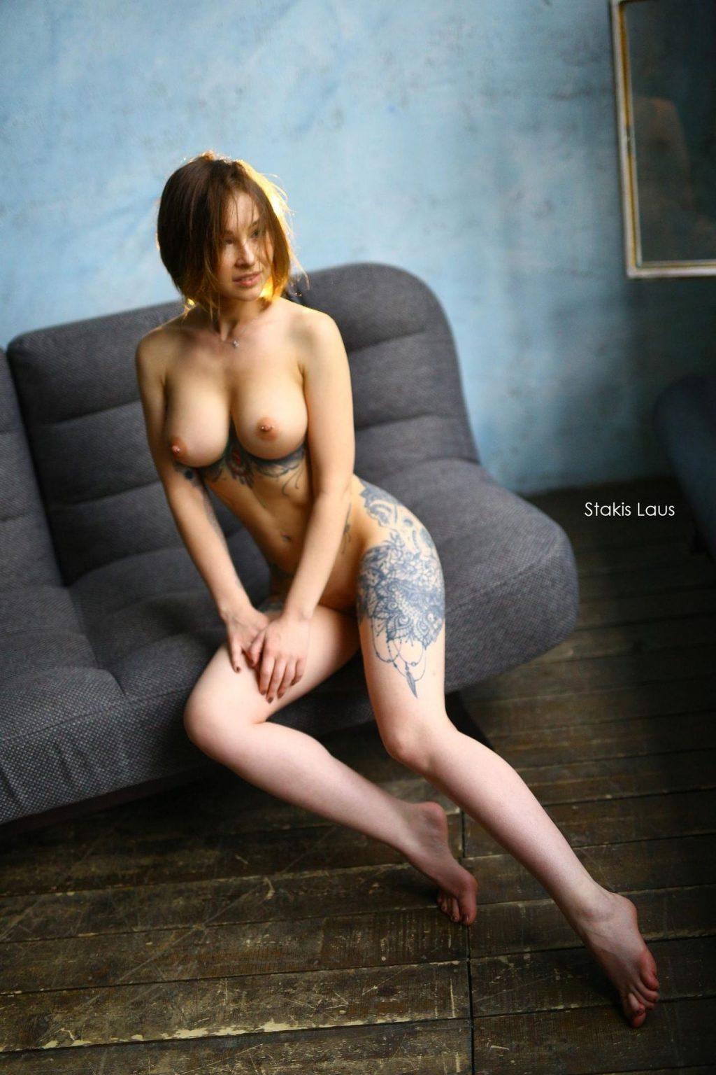 Anastasia Snegova Nude (16 Photos)