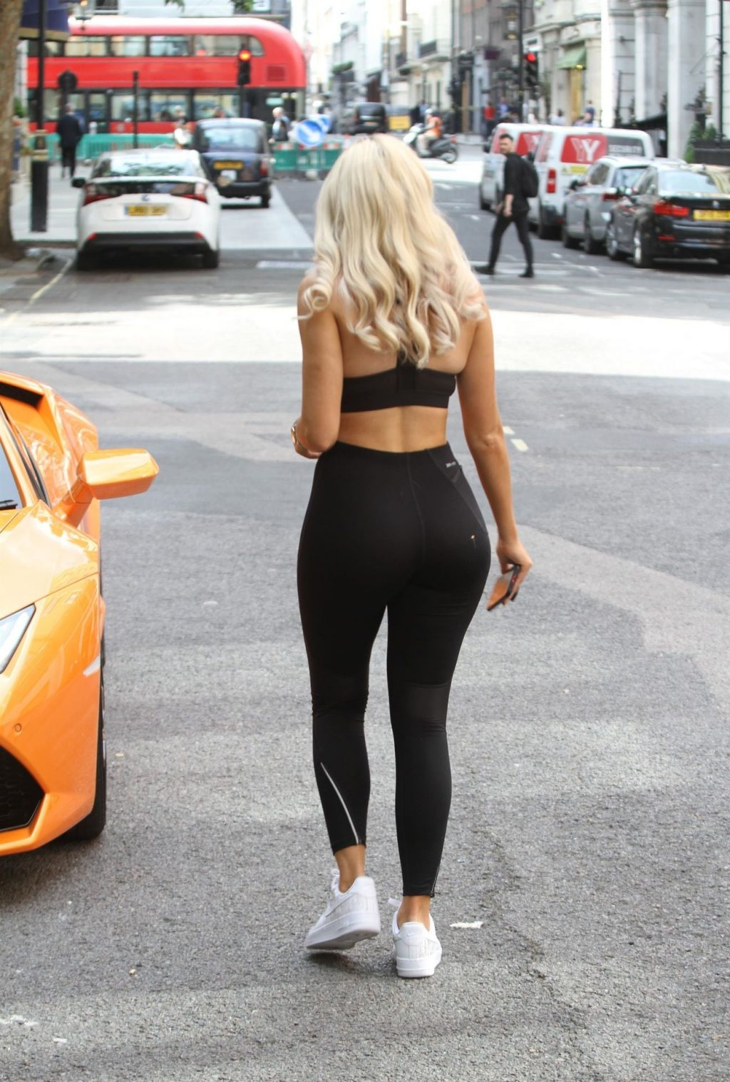 Sexy Chloe Ferry Is Spotted in London (26 Photos)