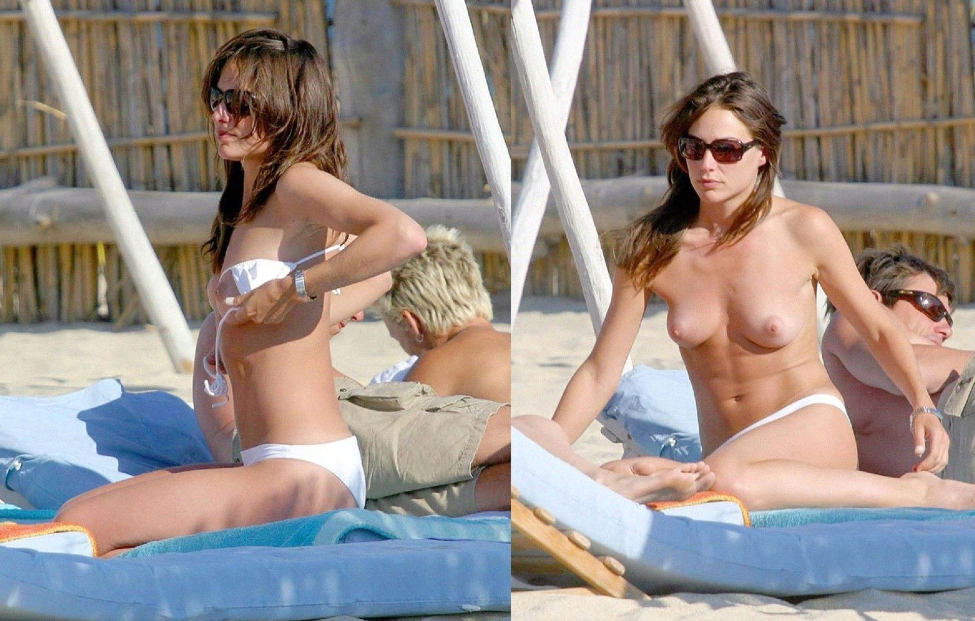 Claire Forlani Nude