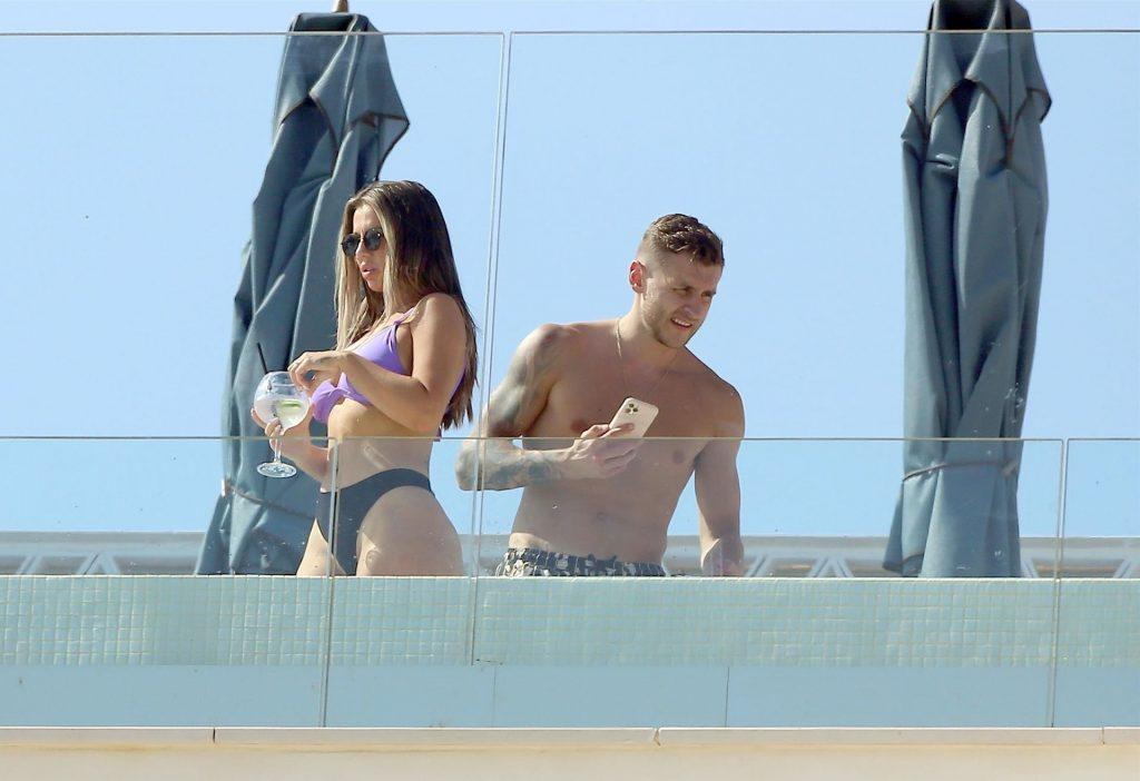 Holly Hagan & Jacob Blyth Are Seen in Ibiza (45 Photos)