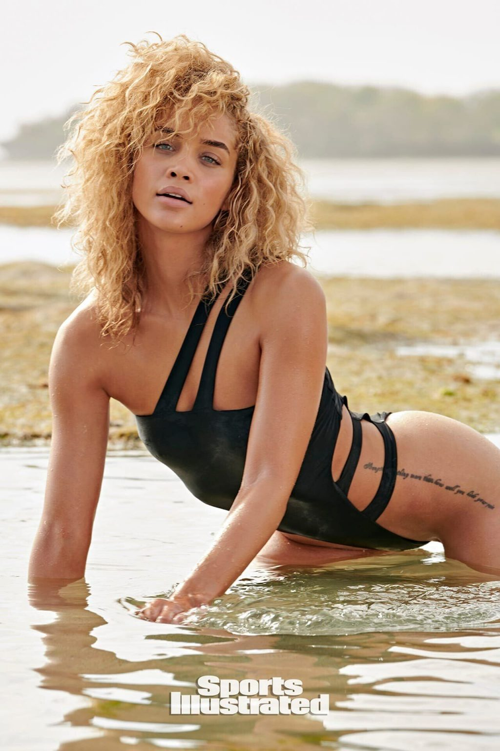 Jasmine Sanders Sexy & Topless – Sports Illustrated Swimsuit (52 Photos)