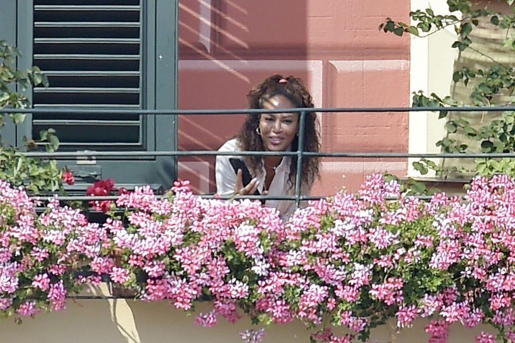 Joan Smalls & Henry Junior Chalhoub Enjoy Their Vacation in Portofino (111 Photos)