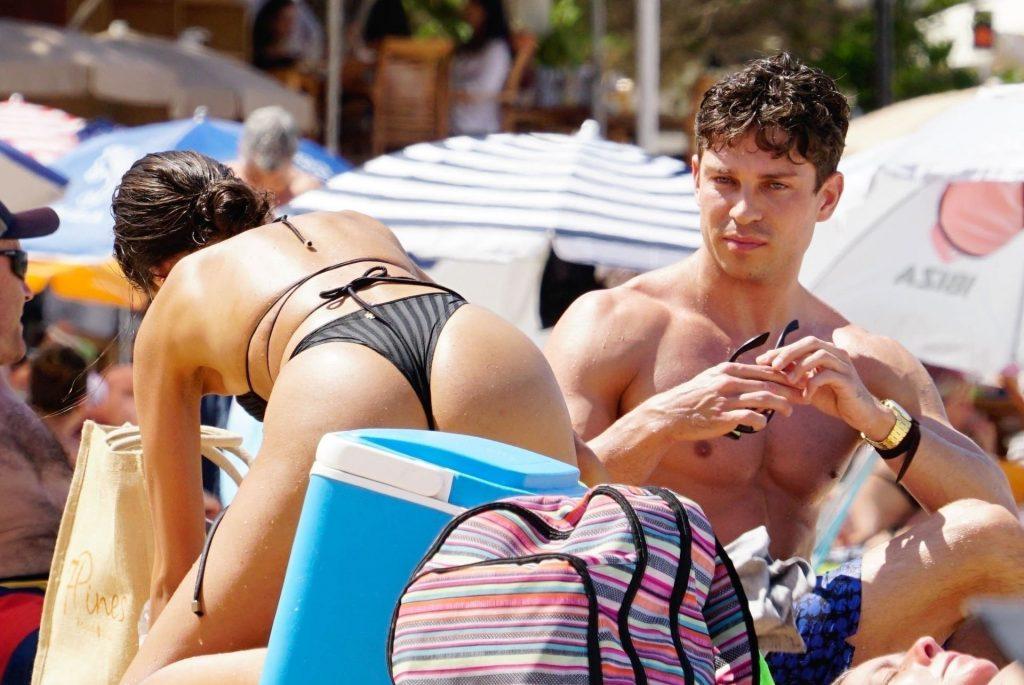 Joey Essex & Brenda Santos Enjoys the Spanish Sunshine in Ibiza (68 Photos)