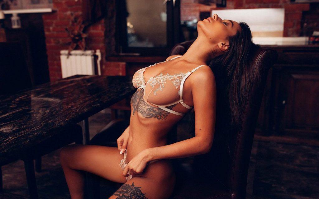 Liya Silver (Kristina Scherbinina) Nude (15 Photos)